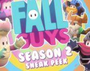 Echa un vistazo a la Season 2 de Fall Guys… ¡ahora medieval!