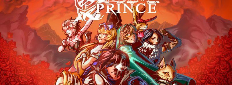 ¡Sorteamos 5 claves del RPG – The Revenant Prince!