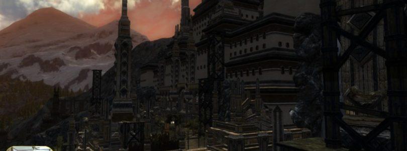 Lord of the Rings Online anuncia un pack de mini expansiones con tres ediciones diferentes