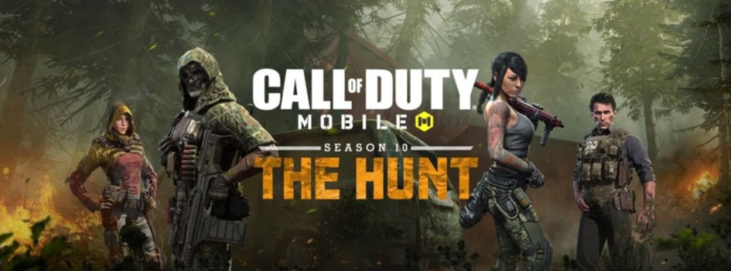 Ya está disponible Call of Duty: Mobile Season 10: The Hunt