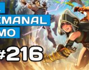 El Semanal MMO 216 – GW2 nueva EXP – Spellbreak F2P – Ashes of Creation combate