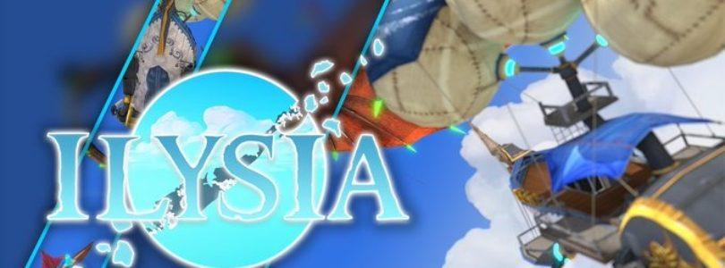 Ilysia es un nuevo MMORPG para VR que ya alcanzó su meta en Kickstarter