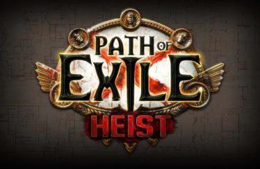 Heist formará parte del core de Path of Exile