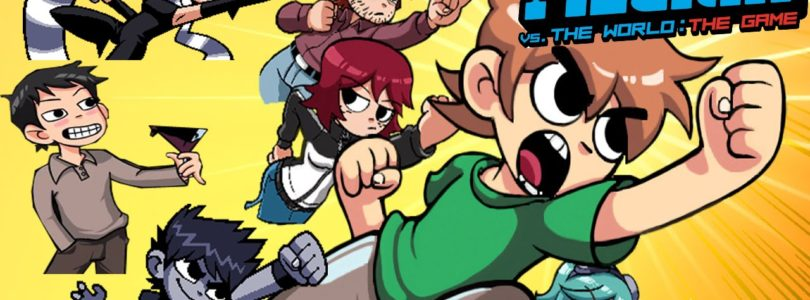 El cooperativo Scott Pilgrim VS. The World: The Game, disponible a final de 2020