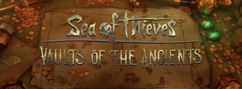 Vaults of the Ancients es la nueva actualización de Sea of Thieves que llega el 9 de septiembre