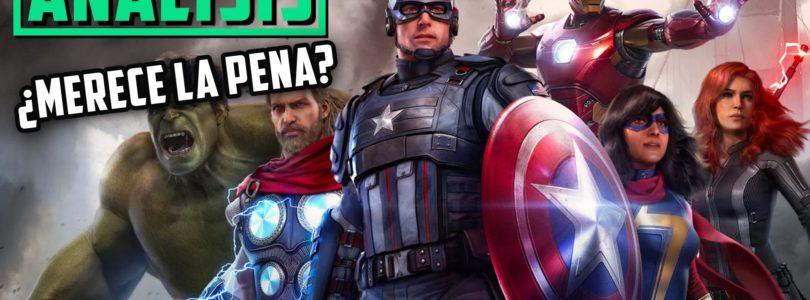 Vídeo Análisis – Marvel's Avengers – ¿Podrán los Vengadores contra todos estos problemas?