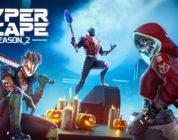 Halloween llega a Hyper Scape con objetos exclusivos, disfraces y mucho más