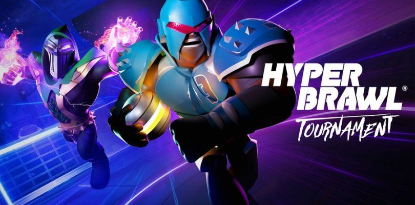 HyperBrawl Tournament ya está disponible en Nintendo Switch, PlayStation 4, Xbox One y PC