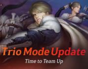 Juega con dos de tus amigos en el nuevo modo trío de Shadow Arena