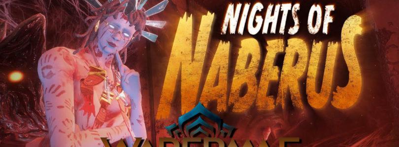 Warframe activa su evento de Halloween: Night of Naberus