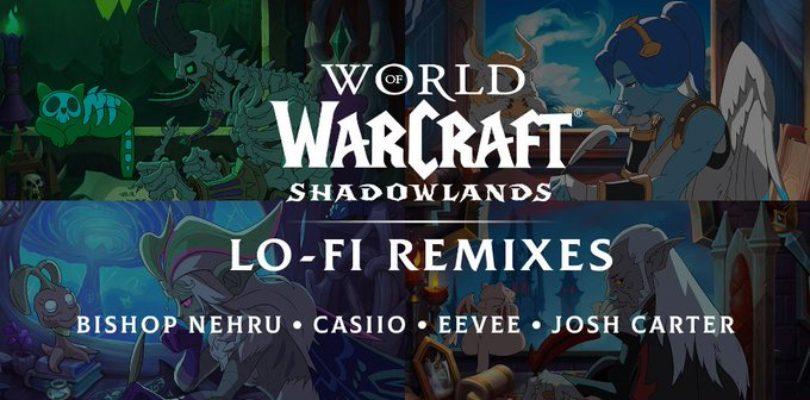 Ya puedes escuchar la banda sonora de World of Warcraft: Shadowlands