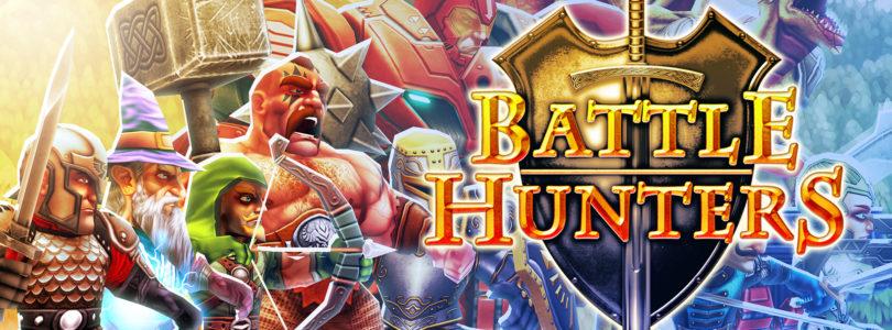 ¡Sorteamos 5 copias de Battle Hunters para Nintendo Switch!