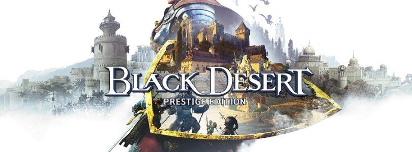 Black Desert Prestige Edition llegará a las tiendas el próximo 6 de noviembre