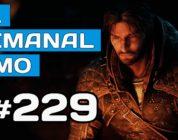 El Semanal MMO 229 – MMO del Señor de los Anillos – RISE MMO – Wolcen nueva «liga»