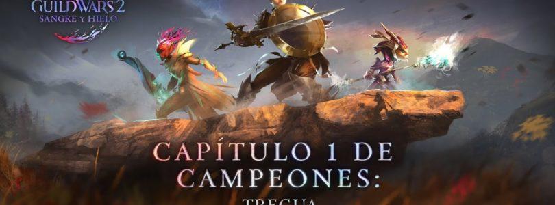 """Guild Wars 2 – Contenido y tráiler del primer capítulo de Sangre y Hielo: """"Campeones"""""""