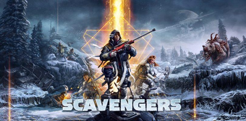 El shooter de supervivencia PvEvP Scavengers arranca su Beta Cerrada en PC y presenta nuevo tráiler en The Game Awards