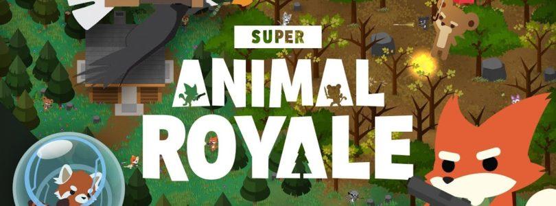 Super Animal Royale se lanza oficialmente en Steam y consolas y puedes jugarlo gratis