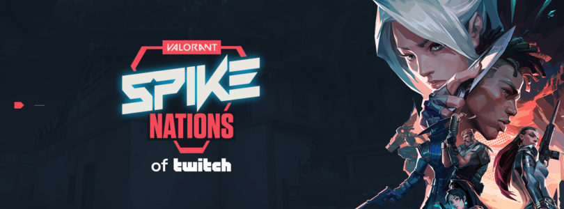 Spike Nations de Twitch es la primera competición oficial europea de Valorant, junto a la plataforma de streaming de Amazon