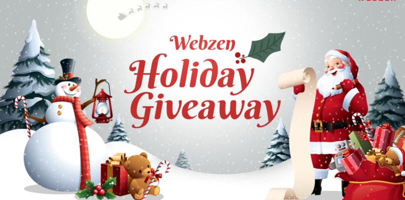 ¡Repartimos 1000 regalos navideños para MU Online y C9, los MMOs de Webzen!