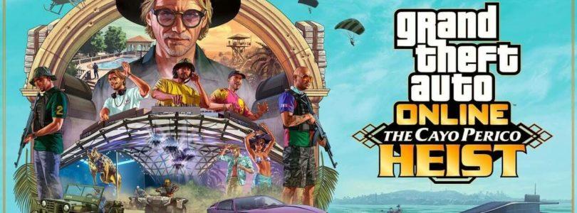 Nuevo tráiler para el próximo atraco de GTA Online, «The Cayo Perico Heist»