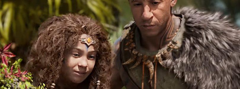 Vin Diesel no es únicamente la imagen de ARK II, también se une al equipo como productor ejecutivo