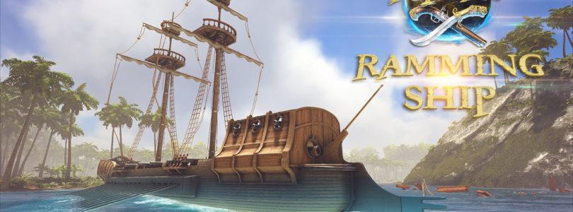 Ya está disponible el último barco, perfecto para embestir, de Atlas