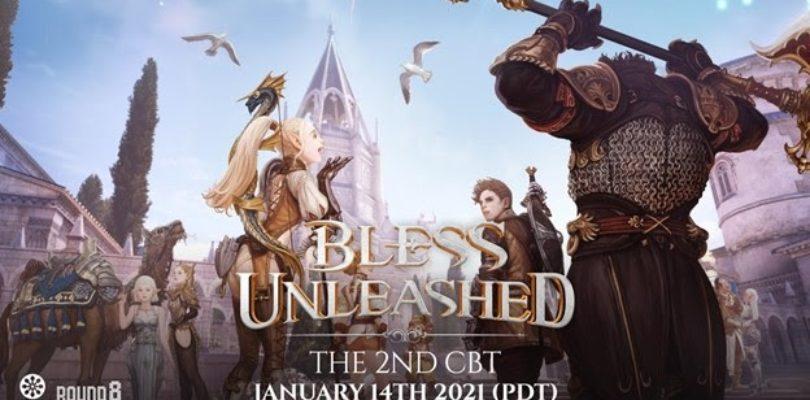 La próxima beta en PC de Bless Unleashed empieza el 14 de enero