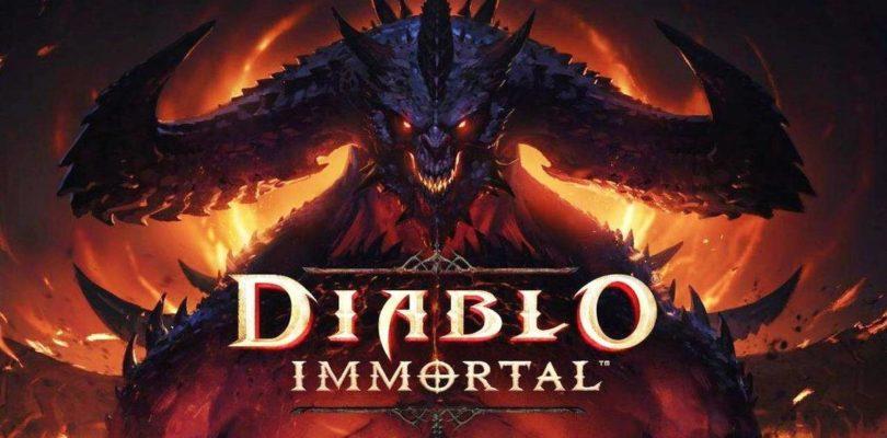 Empieza la nueva alfa de Diablo Immortal con nueva clase, nivel máximo, PvP entre facciones y mas