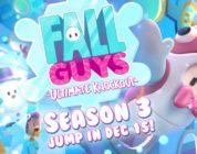 Fall Guys: Ultimate Knockout lanzará su Temporada 3 el 15 de diciembre