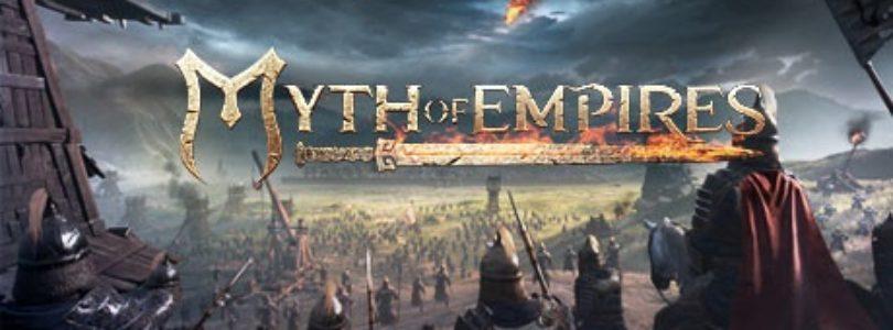 El Sandbox multijugador Myth of Empires acepta solicitudes para participar en la Alfa