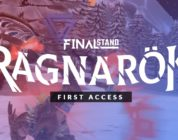 Final Stand: Ragnarök (FS:R) anuncia el comienzo de su fase previa al acceso anticipado