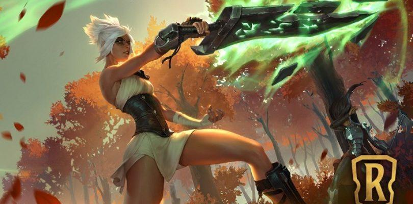 Hoy llega una nueva expansión a Legends of Runeterra: Creación Cósmica
