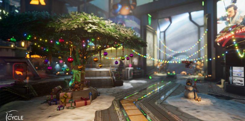 The Cycle se viste de navidad con la temporada 3.5