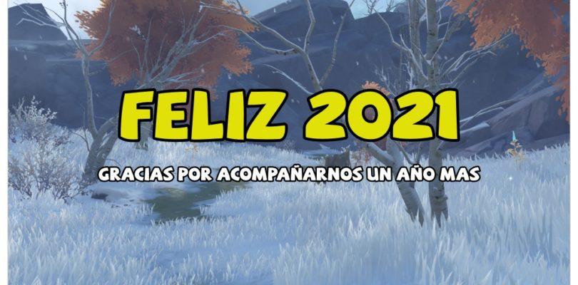 Feliz 2021 – Por un año cargado de buenas noticias
