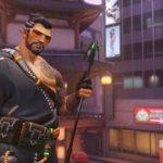 Overwatch: ¡ya disponible el desafío Kanezaka!