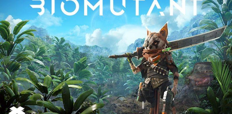 Interesante nuevo gameplay de Biomutant y vistazo a su curioso creador de personajes