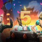 Blade & Soul celebra su 5º aniversario el 13 de enero