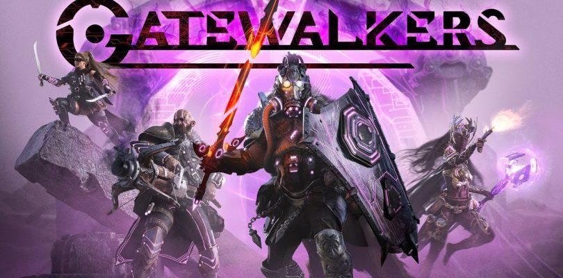 Nueva beta abierta de GateWalkers un juego que mezcla survival y ARPG