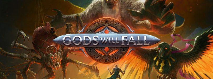 Gods Will Fall ya a la venta, un RPG que mezcla rogue-like con Dark Souls
