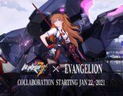 Honkai Impact 3rd prepara una colaboración con Neon Genesis Evangelion