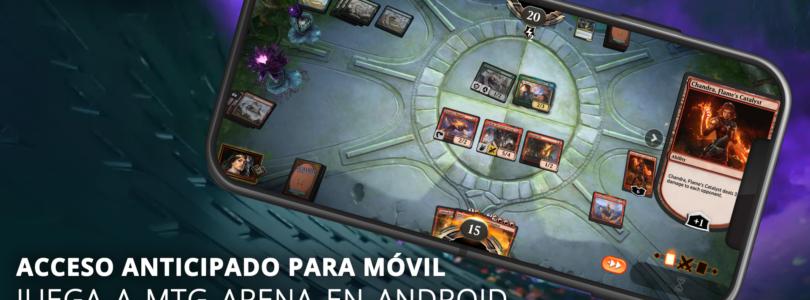 Magic: The Gathering Arena se lanzará en acceso anticipado el 28 de enero en Android