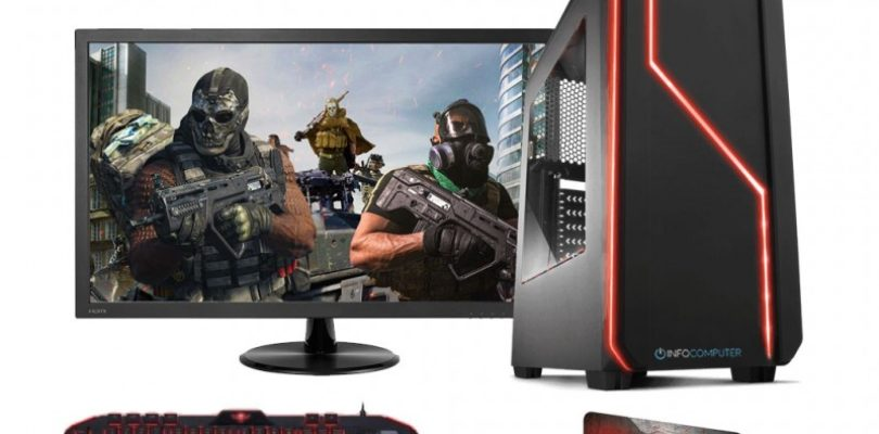 Cómo son los PC Gaming de 2021