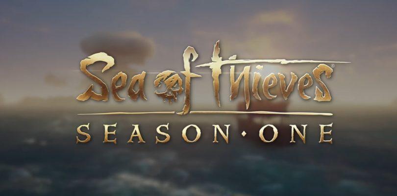 Las temporadas llegan a Sea of Thieves