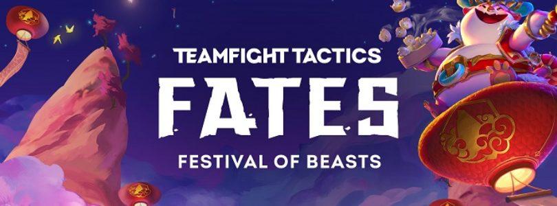 Llega el Festival de bestias a Teamfight Tactics: Destinos