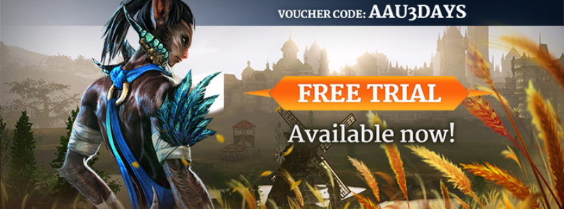Regresa el trial gratuito a ArcheAge: Unchained