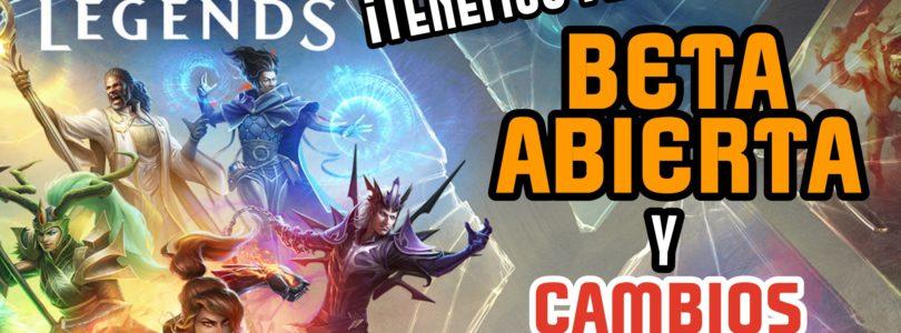 Magic Legends – Beta Abierta y cambios inesperados – Videoanálisis