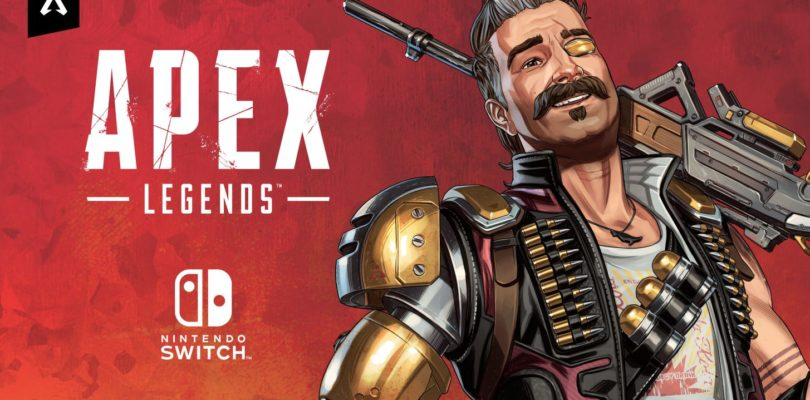 Apex Legends ya está disponible en Nintendo Switch