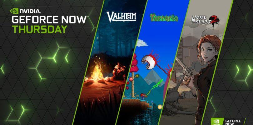 Los próximos 11 juegos que llegarán a GeForce NOW