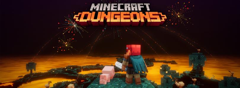 Minecraft Dungeons alcanza los 10 millones de jugadores