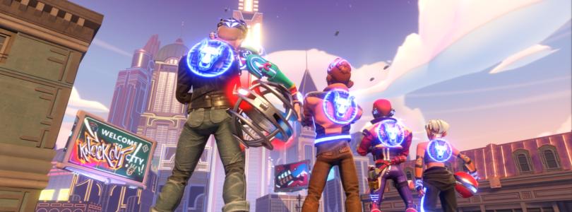 Más de 1 millón de jugadores en la beta gratuita de Knockout City